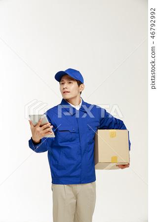 직업, 전문인, 남자 46792992