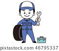 男汽車修理工 46795337