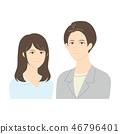 一對夫婦 46796401