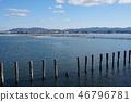 lake biwa, shiga prefecture, otsu 46796781