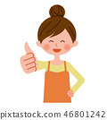 大拇指的女人 46801242