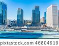 [Tokyo] City landscape 46804919