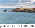 sea, landscape, ocean 46805286