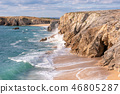 beach, sea, landscape 46805287