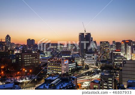 서울 야경 46807933