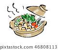雞肉餃子鍋 46808113
