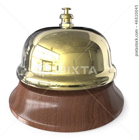Brass Reception Bell. 46810045