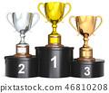 Trophy Cups. 46810208