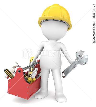 The Handyman. 46810374