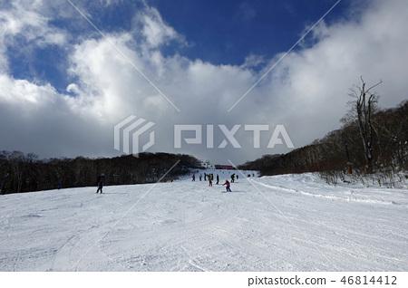 阿皮高原滑雪場第二期第一道路上部(2) 46814412