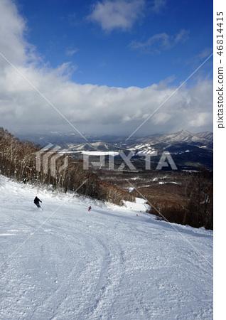 Appi Kogen滑雪場第二Syrah球場B. 46814415