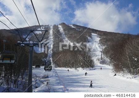 從Seiler quad看到的Anira高原滑雪場Seiler四重奏 46814416