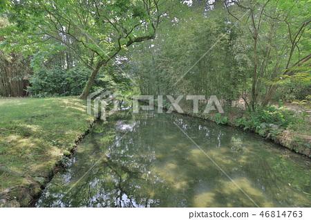 an Zen garden, Ritsurin Park, Takamatsu, Shikoku 46814763