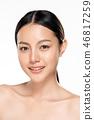 skin beauty face 46817259