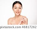 skin beauty face 46817262