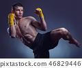 boxer, man, male 46829446