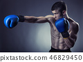 Boxing concept 46829450