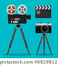 vector item camera 46829812