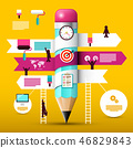 infographics, layout, design 46829843
