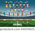 football vector soccer 46830625