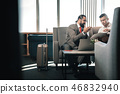 sofa, business, office 46832940