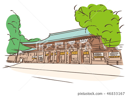 Shibuya-ku, Tokyo / Meiji Jingu Shrine 46833167