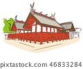 오사카 부 오사카시 / 스 미요시 타이 샤 46833284