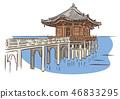 시가현 오츠시 / 満月寺 浮御堂 46833295