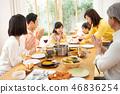 ภาพลักษณ์ครอบครัวปาร์ตี้รุ่นสี่บ้าน 46836254