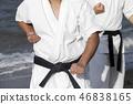 Karate sports 46838165