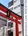 Shimotani Shrine的Otorii 46838796