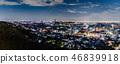 大阪市的夜景 46839918