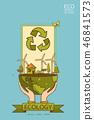นิเวศน์,โลก,สีเขียว 46841573