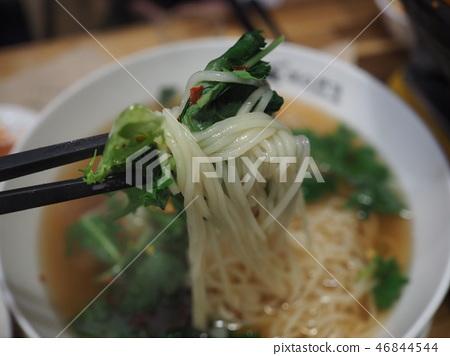 음식 쌀국수 46844544