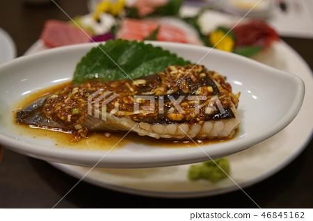 음식 생선 46845162