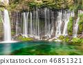 Shiraito Falls, Fujinomiya, Japan. 46851321