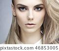 Sexy blonde 46853005