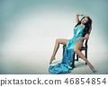 女人 女性 美丽 46854854