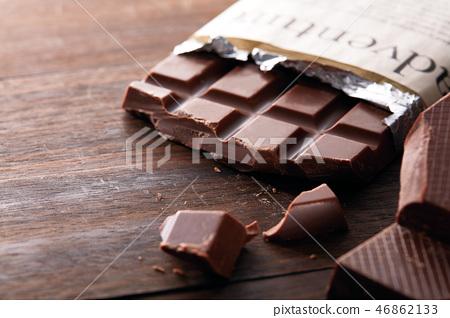 板巧克力图像 46862133