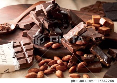 巧克力圖像 46862260
