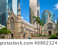 Cathedral of St Stephen in Brisbane, Australia 46862324