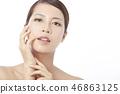 女性美容系列 46863125