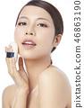女性美容系列化妝 46863190