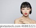 女性美容系列颜色回 46863221