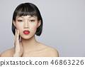 女性美容系列顏色回 46863226