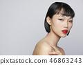 女性美容系列顏色回 46863243
