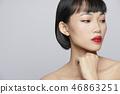 女性美容系列顏色回 46863251