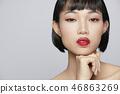 女性美容系列顏色回 46863269