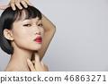 女性美容系列颜色回 46863271
