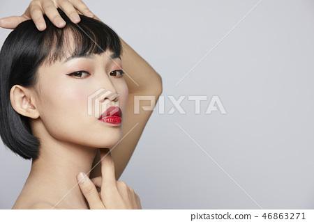 여성 뷰티 시리즈 컬러 백 46863271